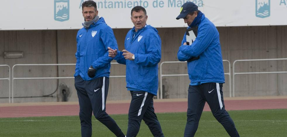 José González: «La actitud es espectacular, no tengo ningún reproche»