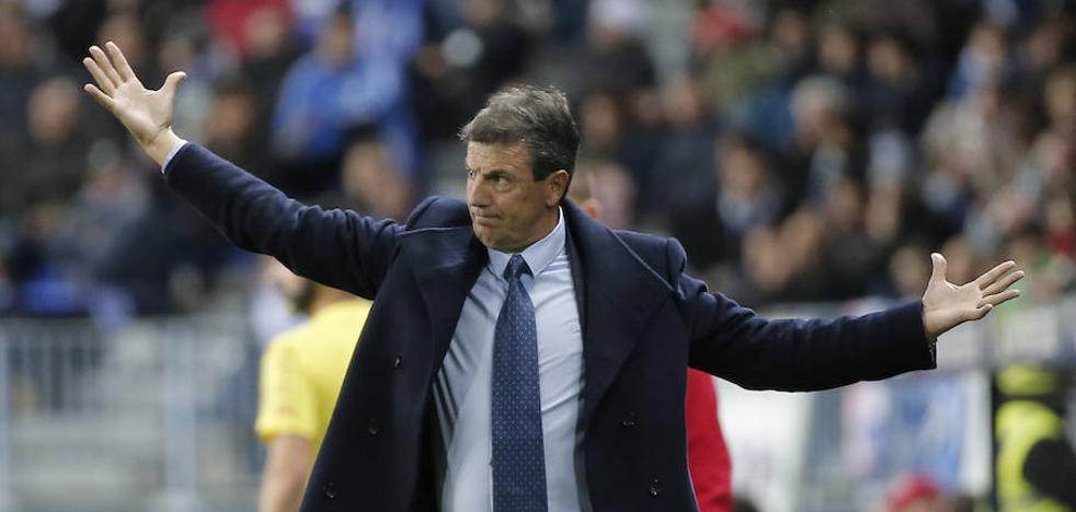 José González: «Es un paso atrás; necesitamos los tres puntos»