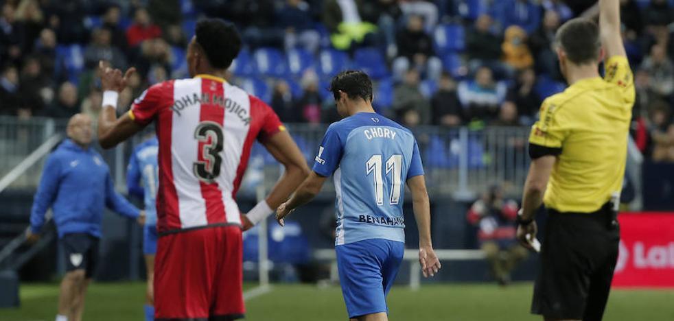 Los rivales mantienen vivo al Málaga