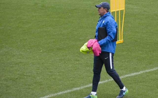 Jose: «El equipo está con las orejas tiesas, hay competencia»