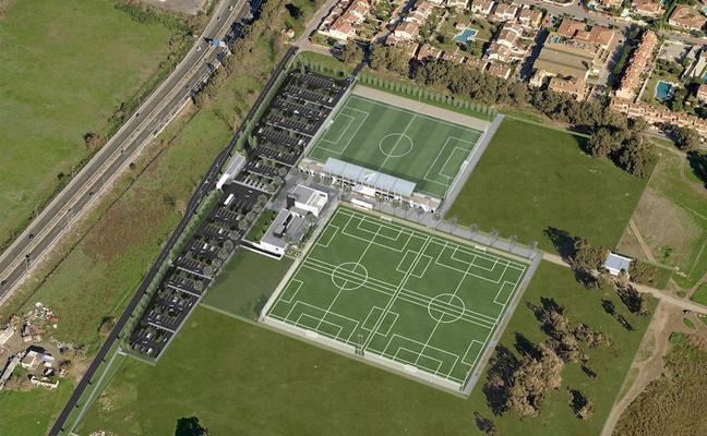Bilba construirá La Academia del Málaga