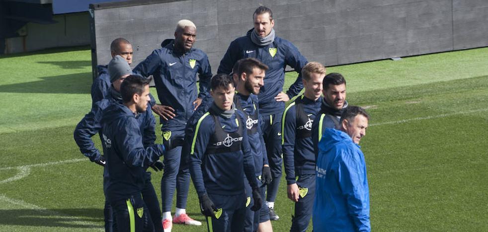 José González: «Tenemos que intentar generar más ocasiones»