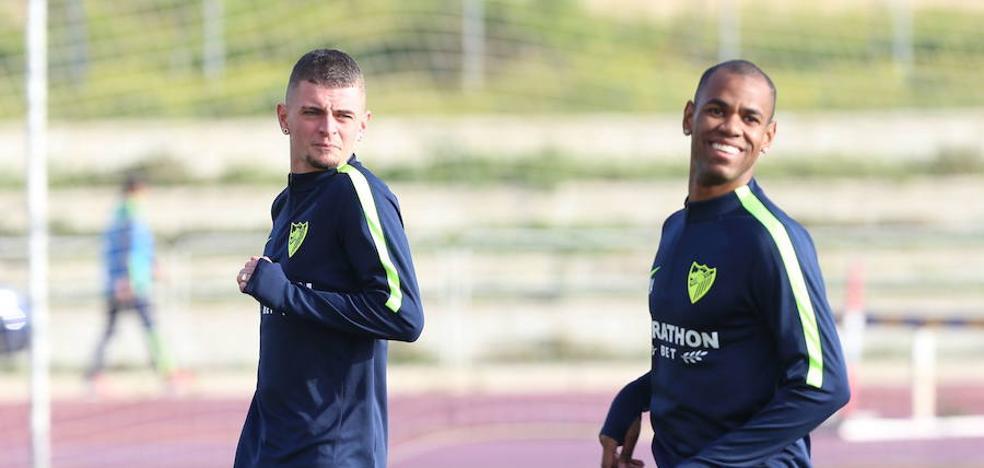 Rolan vuelve a la lista del Málaga