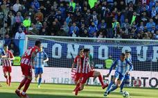 Nueva exhibición de impotencia del Málaga (0-1)