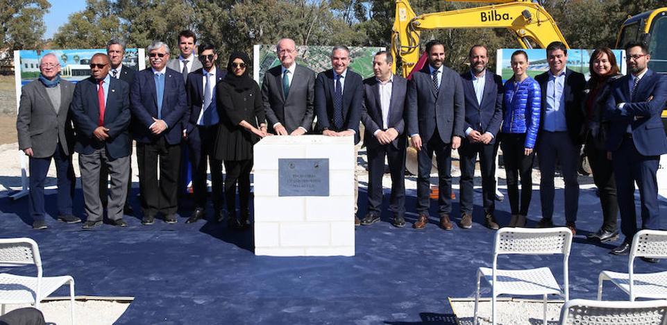 La Academia del Málaga ya está en marcha