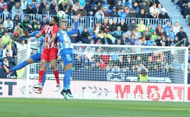 «Cornudo Simeone»: La Liga denuncia los cánticos de los aficionados del Málaga