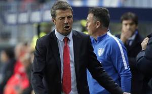 José González: «El árbitro puede fallar, pero no ver algo que no ha ocurrido»