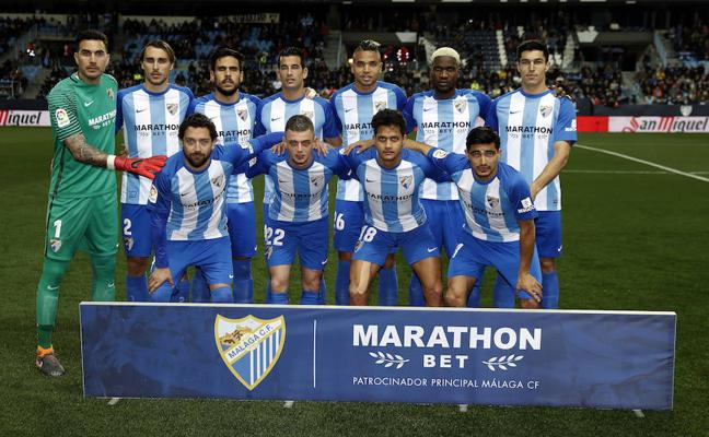 Un descenso también de Málaga