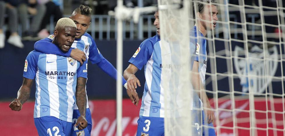 Dos 'toros' para el ataque del Málaga