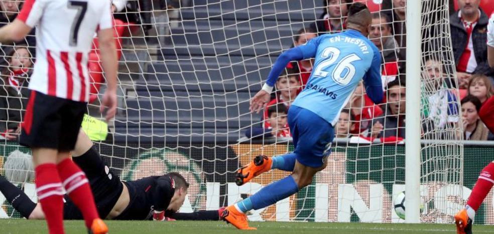 Directo | El Athletic se adelanta con un gol de Mikel San José
