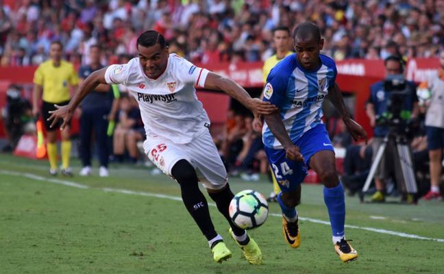 Un derbi Málaga-Sevilla como último cartucho