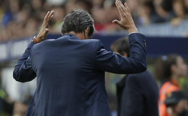 Jose: «No tengo un pero que ponerles a los futbolistas; tienen dignidad»