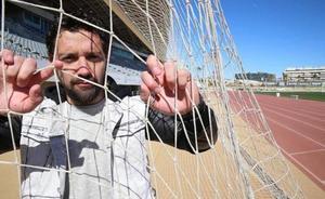 Iturra, jugador del Málaga: «Vamos a pelear hasta el final»