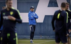 «Pocas alegrías le podemos dar ya a a la afición», afirma un Jose abatido