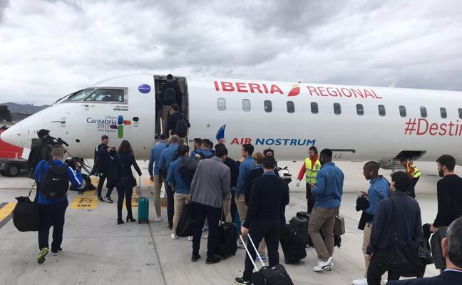 El Málaga llega a Vigo sin Recio