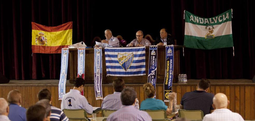 Los pequeños accionistas del club piden que el jeque venda el Málaga o forme una gestora