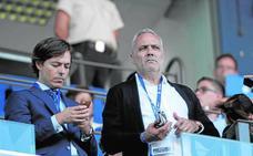 El Málaga elegirá entrenador esta semana