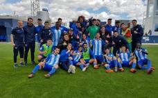 Éxitos del Málaga y el San Félix juveniles