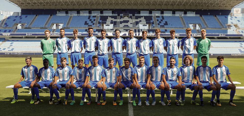 Los juveniles del Málaga se superan