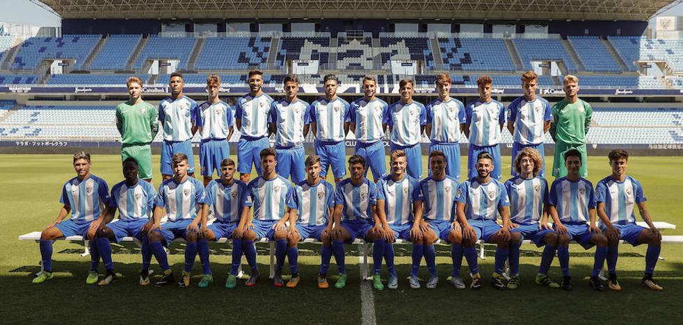 El Barcelona, rival del Málaga en la Copa de Campeones juvenil