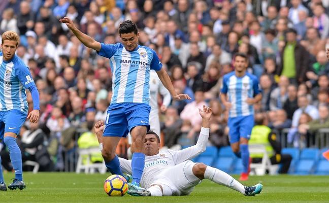 El Málaga-Real Madrid más descafeinado