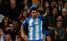 Diego, baja ante el Real Madrid