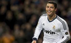 Cristiano Ronaldo no acude a Málaga