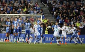 Rolan acorta distancias pero el Real Madrid se lleva los tres puntos