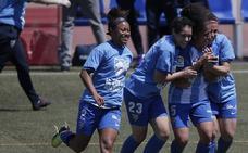 Seis rivales y un equipo a batir: el Málaga femenino