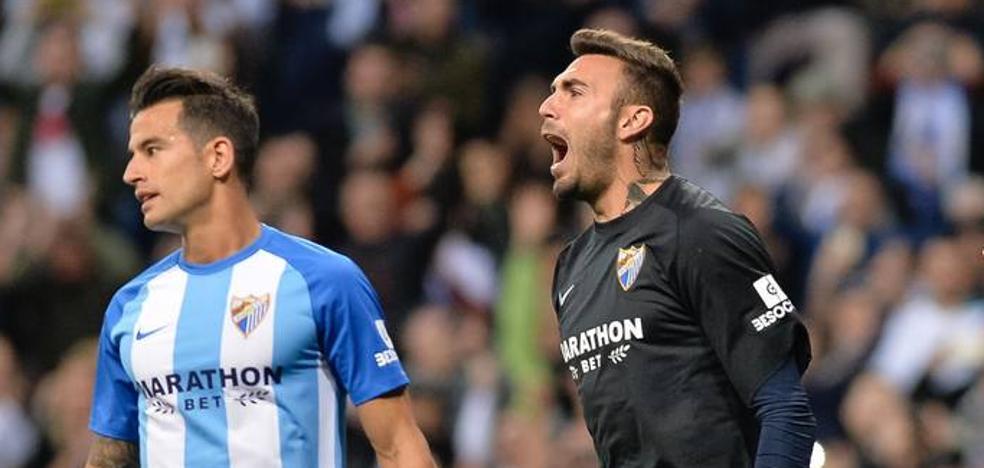 Nuevos 'jefes' para el vestuario del Málaga
