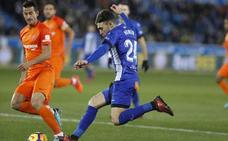 El Málaga-Alavés será el segundo partido en casa al mediodía