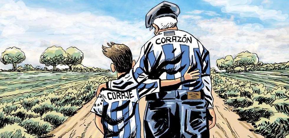 Adiós a la mejor década del Málaga