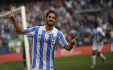Exjugadores y clubes mandan apoyo al Málaga