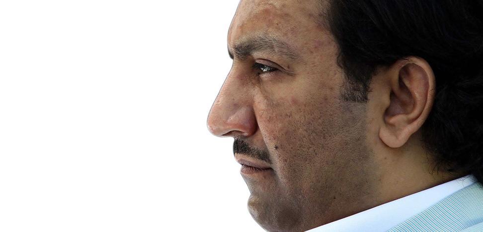 Al-Thani: «Prometo ante Dios que el Málaga regresará a la élite»