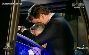 Las lágrimas de Martín Aguilar