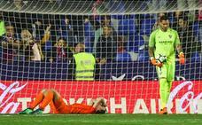 Roberto: «Como profesionales es un gran fracaso»