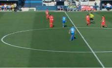 El Atlético Malagueño vuelve a ganar ante el Almería B (3-1)