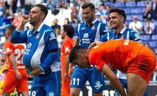 Derrota del Málaga en casa del Espanyol (4-1)
