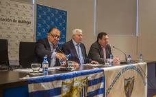 Respuesta tibia del Málaga a los accionistas minoritarios