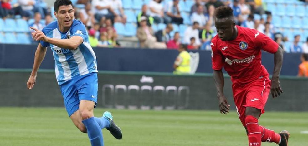 La despedida del Málaga, igual de amarga (0-1)