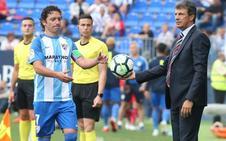 José González: «Si tuviéramos jugadores que metieran goles estaríamos en otra situación»