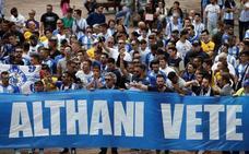 Las protestas malaguistas salen a la calle