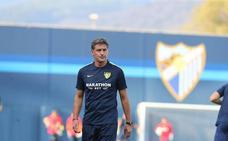José González empeora el balance de Míchel en el Málaga