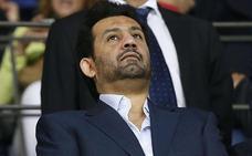Admiten a trámite una denuncia por estafa contra Al-Thani