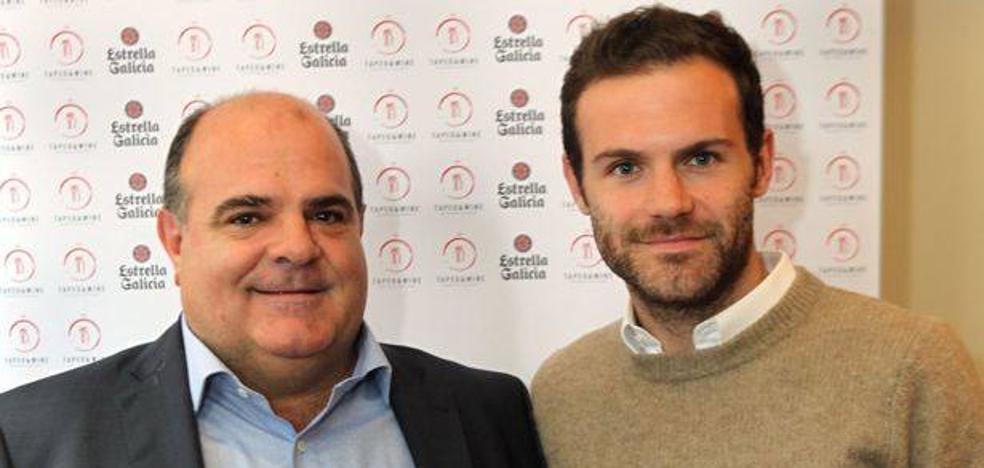 Juan Mata, la otra llave del futuro del Málaga