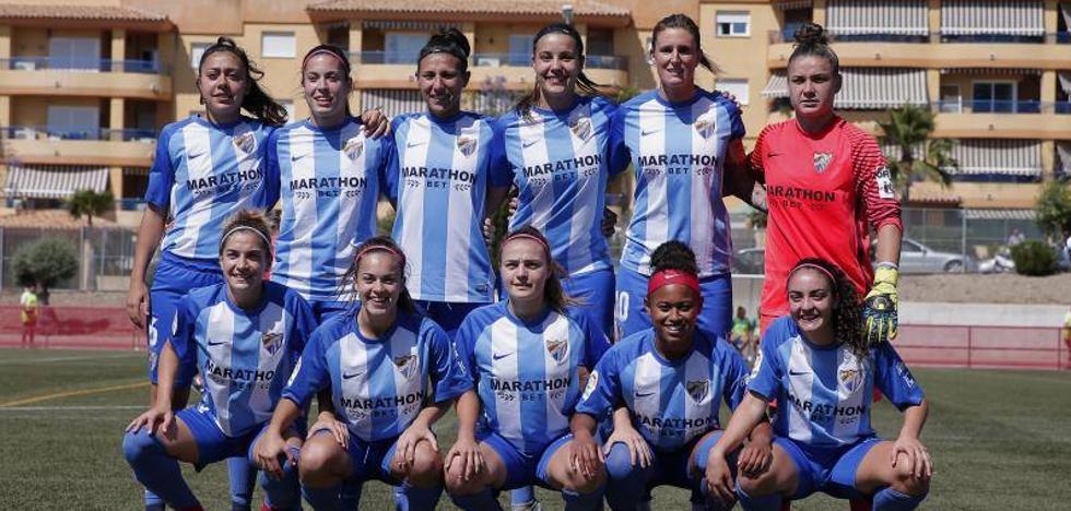 Puntuaciones una a una de las jugadoras del Málaga ante el SPA de Alicante