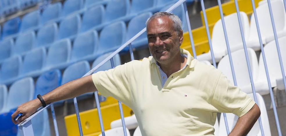 Mario Husillos deja la dirección deportiva del Málaga