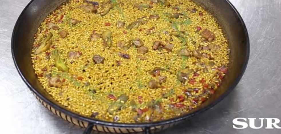 Gastrovídeo | Consejos de profesional para que salga un arroz de diez