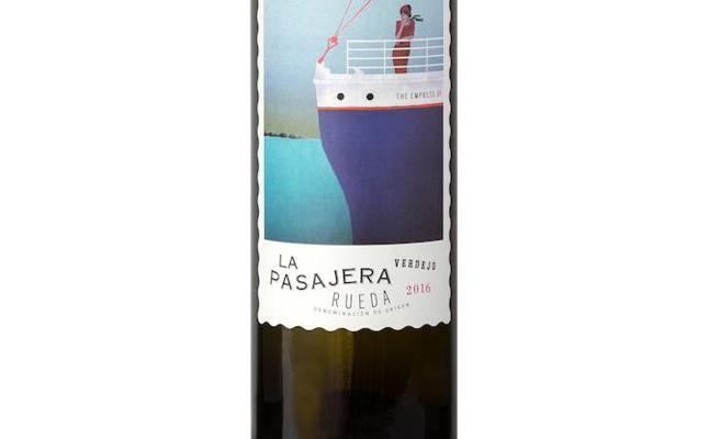 La Pasajera, el nuevo vino de Victoria Ordóñez que rescata la historia de una misteriosa espía