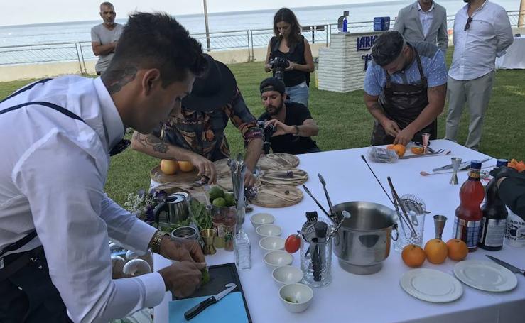 Final de la Ruta del Gin Tonic Mediterráneo